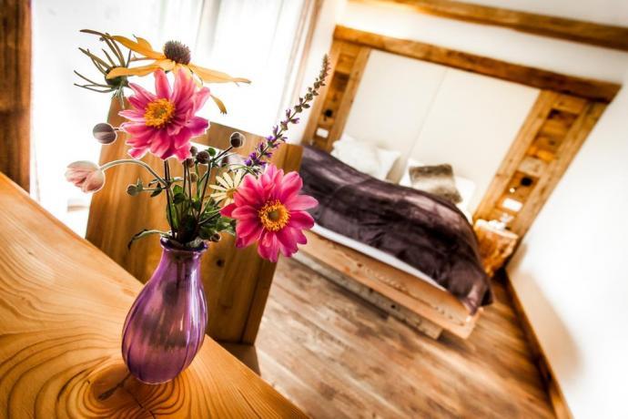 Appartamenti romantici allo chalet di S.Vigilio