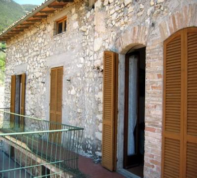 casa con terrazzo panoramico privata per 6 persone