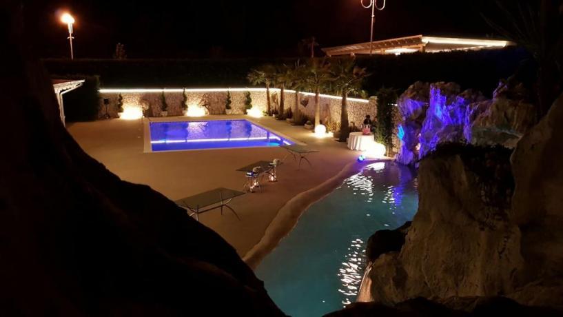 Piscine esterne Hotel vicino Avellino