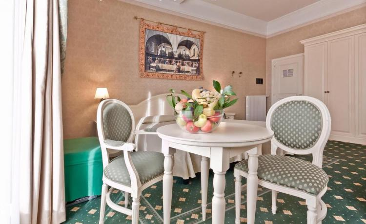Appartamenti con addobbi eleganti in Veneto