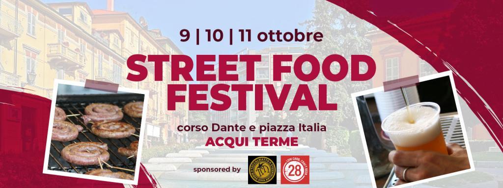 Street Food Festival Acqui Terme