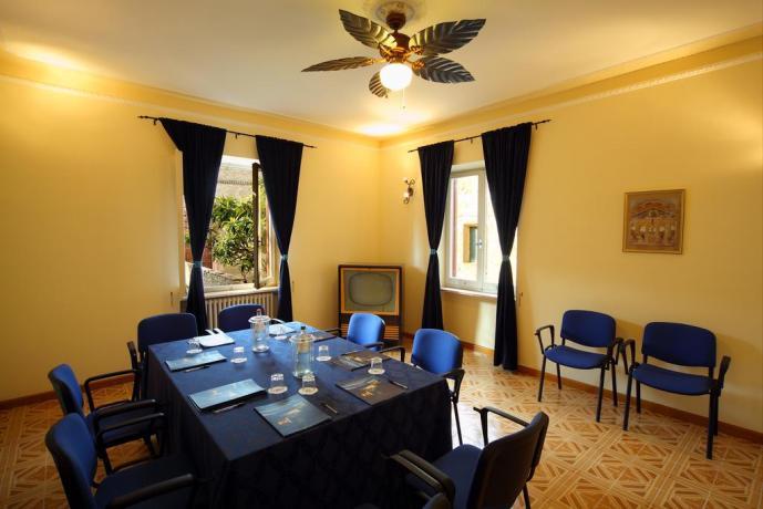 Sala riunioni in Hotel ad Assisi