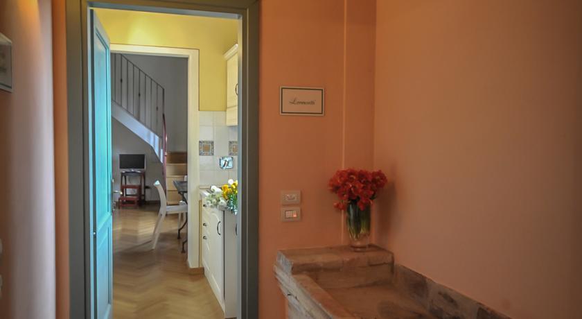 Suite 70mq 2 camere 2 bagni Soggiorno Cucina