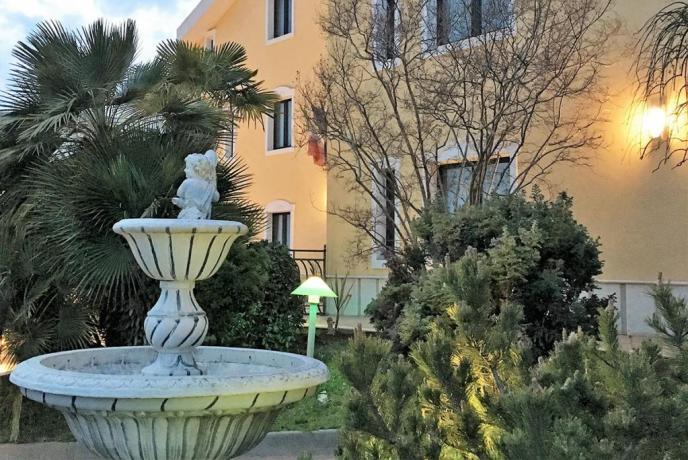 Hotel3stelle a San-Giovanni-Rotondo vicino Aeroporto-Foggia