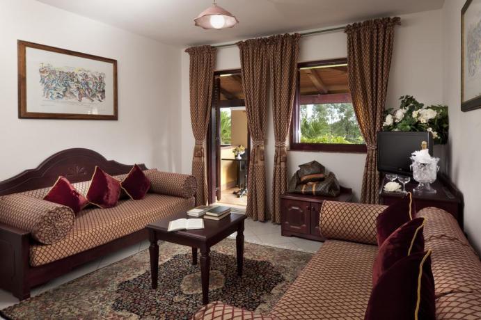 Camera Family Hotel a Orosei ideale per famiglie