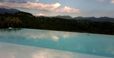 Residenza con Piscina, colline d'Abruzzo