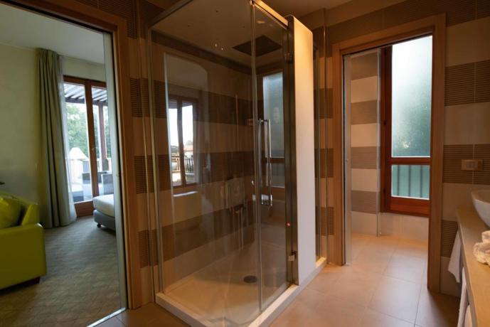 Villa vicio Milano con Doccia e Asciugamani-di-alta qualità