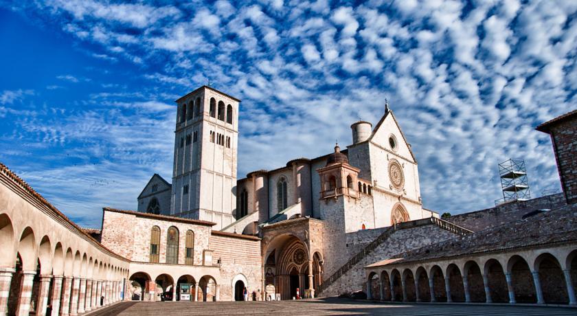 Dormire vicino Sacro-Convento San Francesco di Assisi