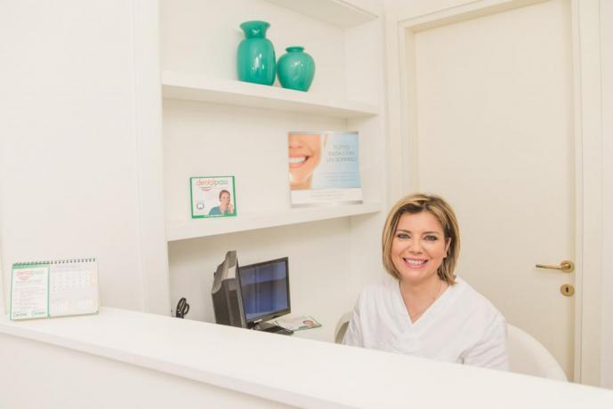 segreteria - dentista a Perugia
