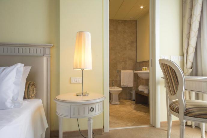Hotel Certaldo, soggiorno Toscana relax San Gimignano