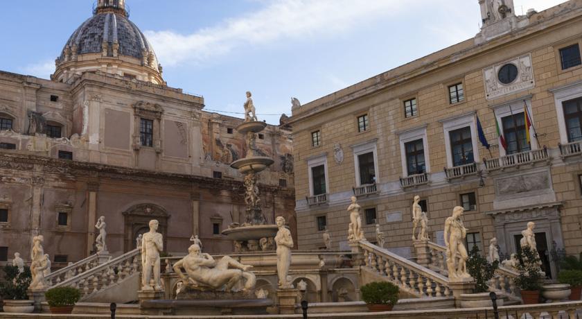 Appartamenti vicino Via Maqueda e Stazione a Palermo