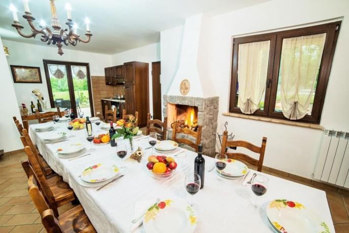 Appartamenti in Villa ideale per Gruppi