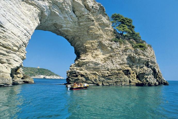 Prenotazioni Escursioni grotte marine del gargano