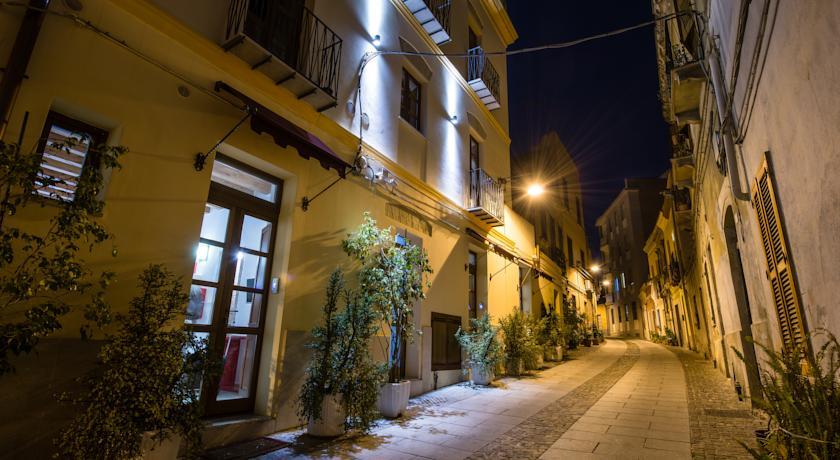 Camere in affitto nel centro storico