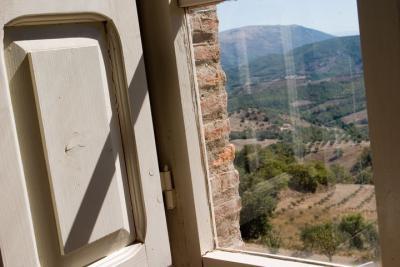Appartamento Lepre con vista sulla valle