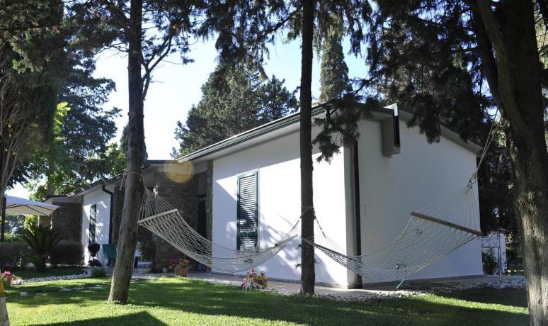 Appartamenti arredati per 4-6 persone resort Baia Domizia