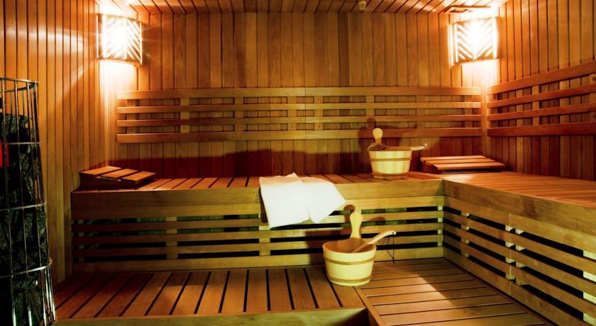 Sauna zona Wellness&SPA- Hotel****