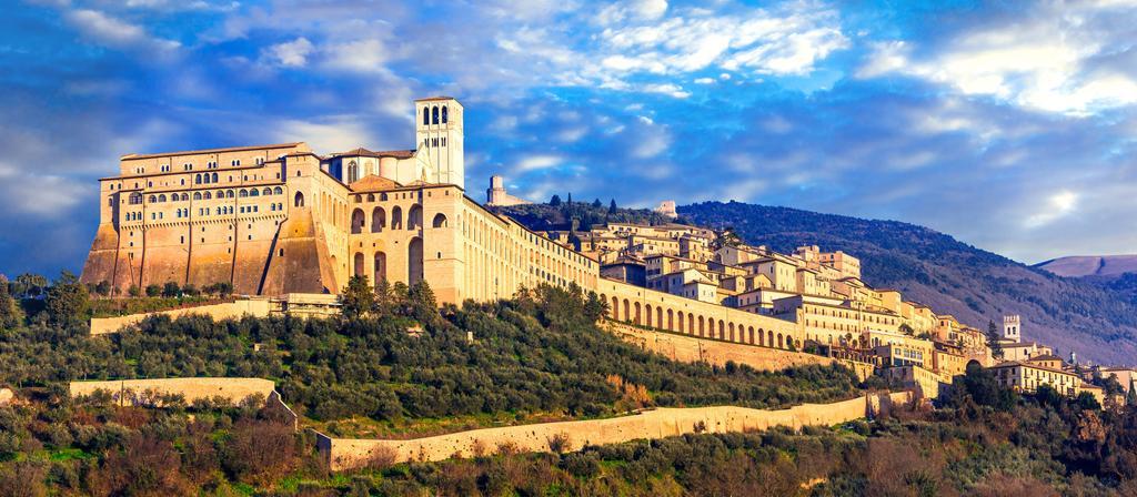 Scoprire tutte le bellezze di Assisi