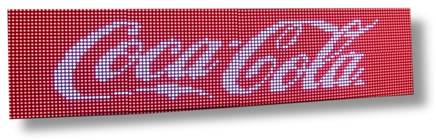 pannelli grafici a led, maxi schermi da esterno