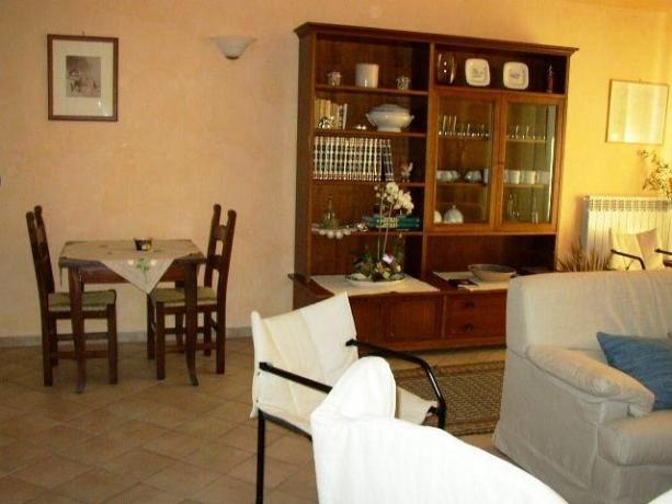 Appartamenti nel Lazio ideali Gruppi e Famiglie