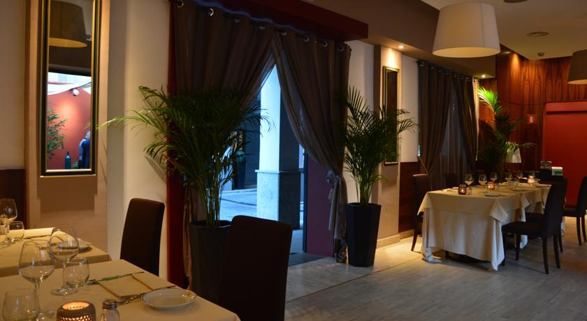 Sala Ristorante elegante e raffinata