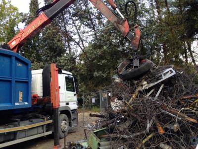 Carbonafta Ecologia raccolta stoccaggio rifiuti speciali pericolosi