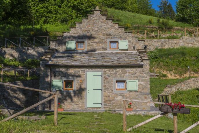 Appartamenti per famiglie nel parco di Frignano