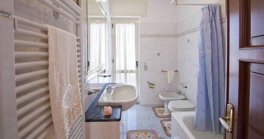 Freschezza e pulizia, appartamenti confortevoli al mare