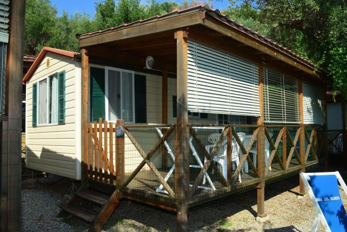 Residence a Palinuro con appartamenti familiari