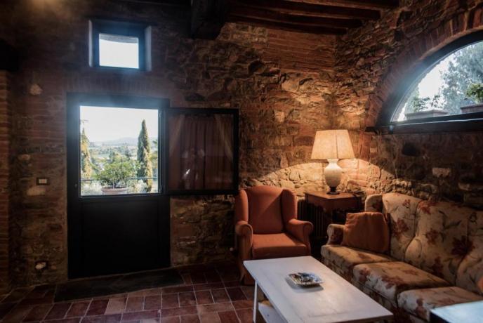 Soggiorno in Villa di lusso ad Arezzo