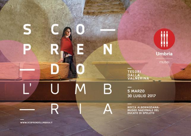 Spoleto 05 Marzo - 30 Luglio - Tesori dalla Valnerina