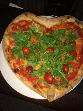 Pizza Vegetariana Biologica