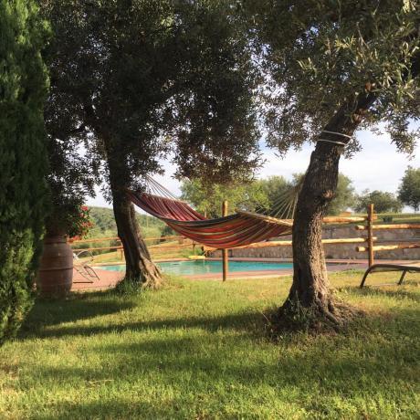 Casale Casa Vacanza con Piscina Perugia