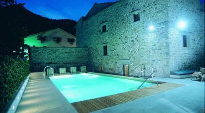 Hotel 4stelle Bagni di Romagna con piscina esterna