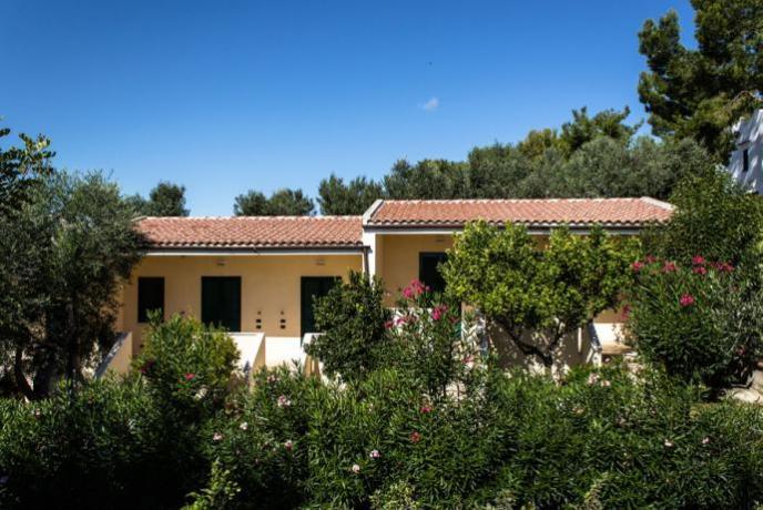 Residence con Piscina e Miniclub vicino Vieste