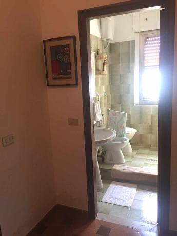 Bagno Privato nella Villa Vacanze sul Gargano