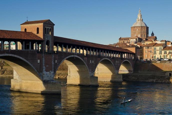 Camere a Pavia ideali per visitare la Città