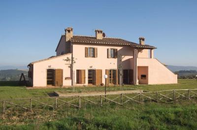 Appartamentini con camino in Umbria