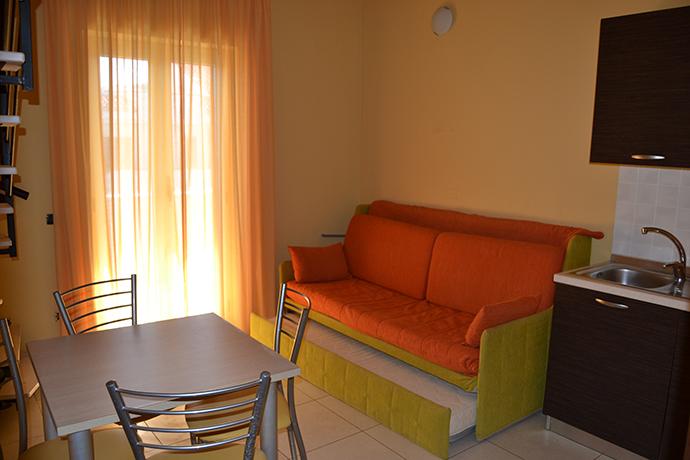 Appartamenti 2/4/6 persone vicino Mare Ionio Calabria