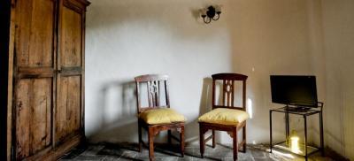 Camera Tino arredamento rustico