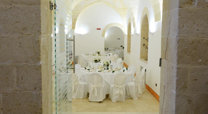 Ristorante per cerimonie vicino Lecce