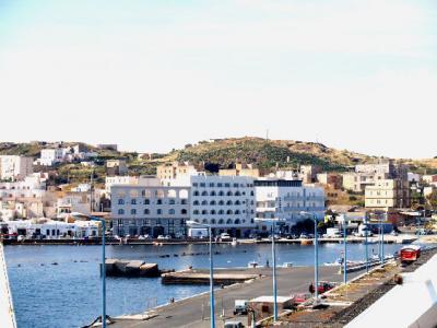 Vacanza in Pantelleria, hotel con suite e camere