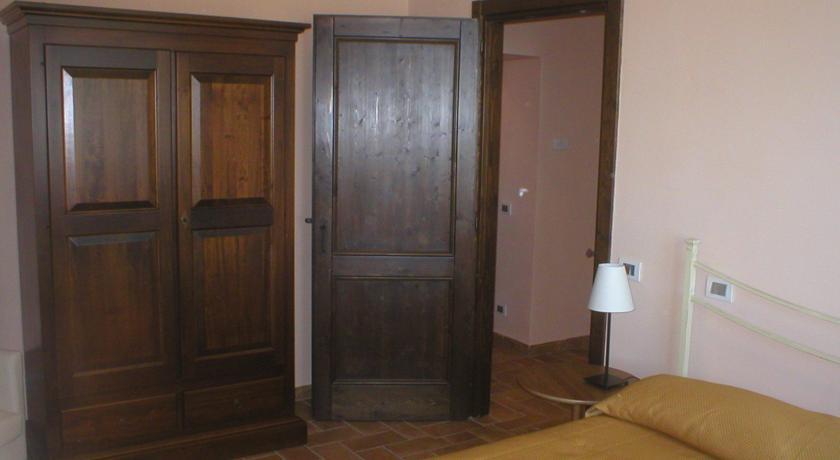 Camere confortevoli e spaziose