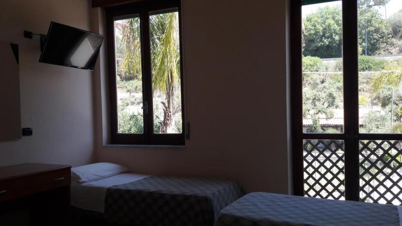 Camera Casal Velino (SA) Hotel Villaggio nel Cilento