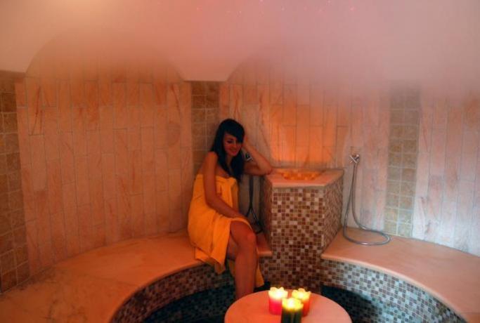 Doccia emozionale a Molveno in Hotel Nazionale