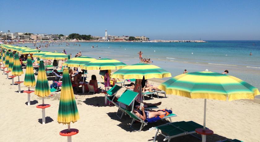 Hotel con Spiaggia Privata a Torre Canne