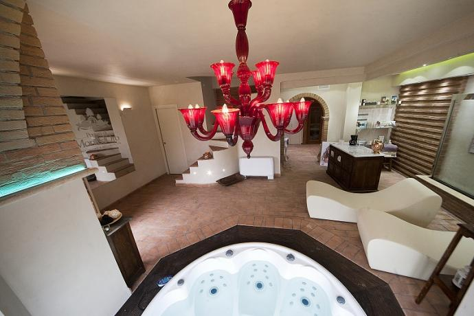 Appartamento e Benessere per coppie a Bolsena