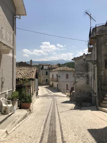 Borgo storico di Abbateggio (PE) Abruzzo