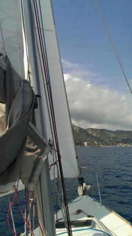 Gita in barca a Finale Ligure