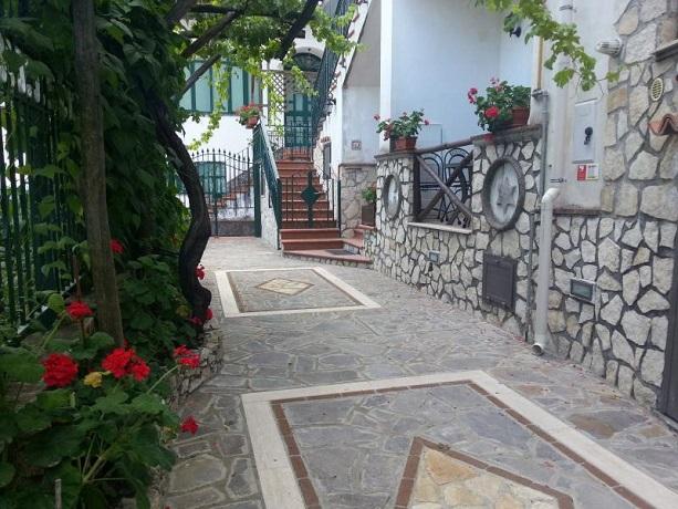 Ingresso Appartamento ad Amalfi